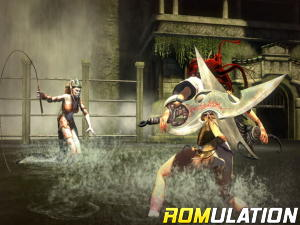 Heavenly Sword for PS3 screenshot