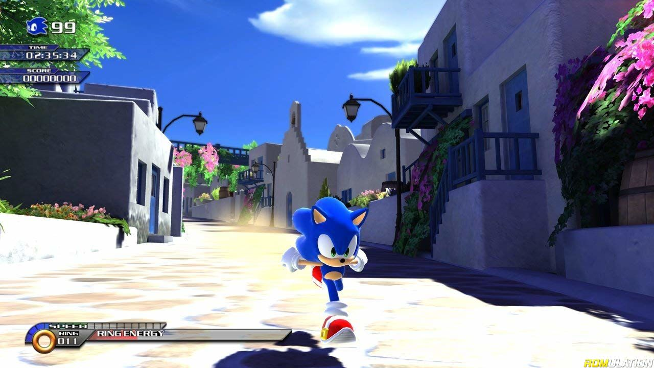 💣 Sonic unleashed ps3 iso download | Sonic Unleashed Game  2019-03-14