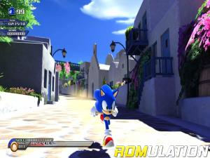 Sonic Unleashed for PS3 screenshot