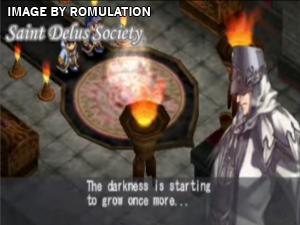 Aedis Eclipse - Generation of Chaos for PSP screenshot