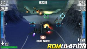 After Burner - Black Falcon for PSP screenshot