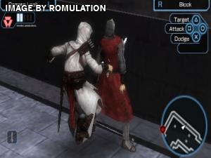 Assassin's Creed - Bloodlines for PSP screenshot