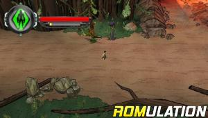 Ben 10 - Protector of Earth for PSP screenshot