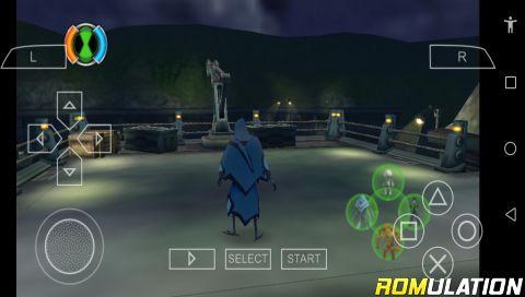 Ben 10 - Ultimate Alien - Cosmic Destruction (USA) PSP