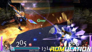 Dissidia - Final Fantasy for PSP screenshot