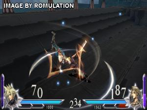 Dissidia 012 - Duodecim Final Fantasy for PSP screenshot