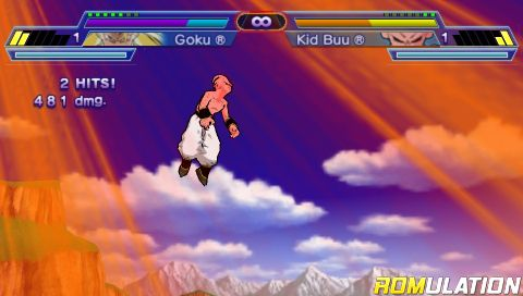 Download dragon ball z shin budokai 2 usa psp iso | Dragon Ball Z