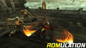 God of War - Ghost of Sparta for PSP screenshot