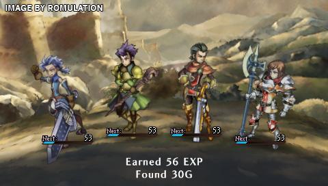 Grand Knights History (Japan) PSP / PlayStation Portable ...