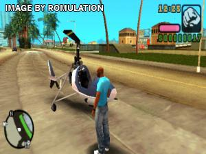 Grand Theft Auto - Vice City Stories for PSP screenshot