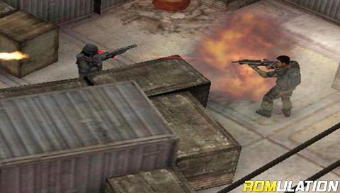 Killzone Liberation Usa Playstation Portable Psp Iso