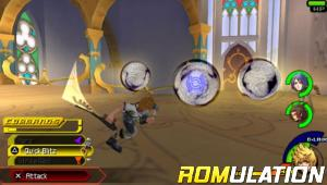 Kingdom Hearts - Birth by Sleep for PSP screenshot