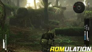 Metal Gear Solid - Peace Walker for PSP screenshot