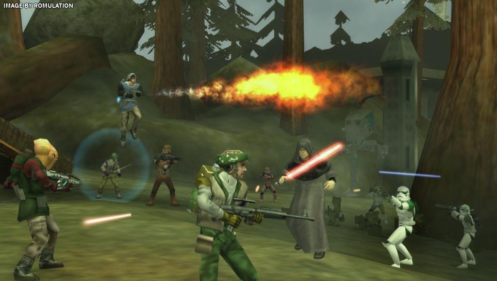 download star wars battlefront 2 psp
