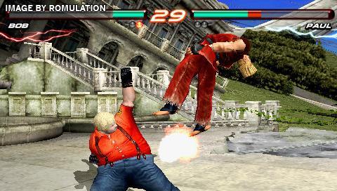 Tekken 6 Usa Playstation Portable Psp Iso Download Romulation