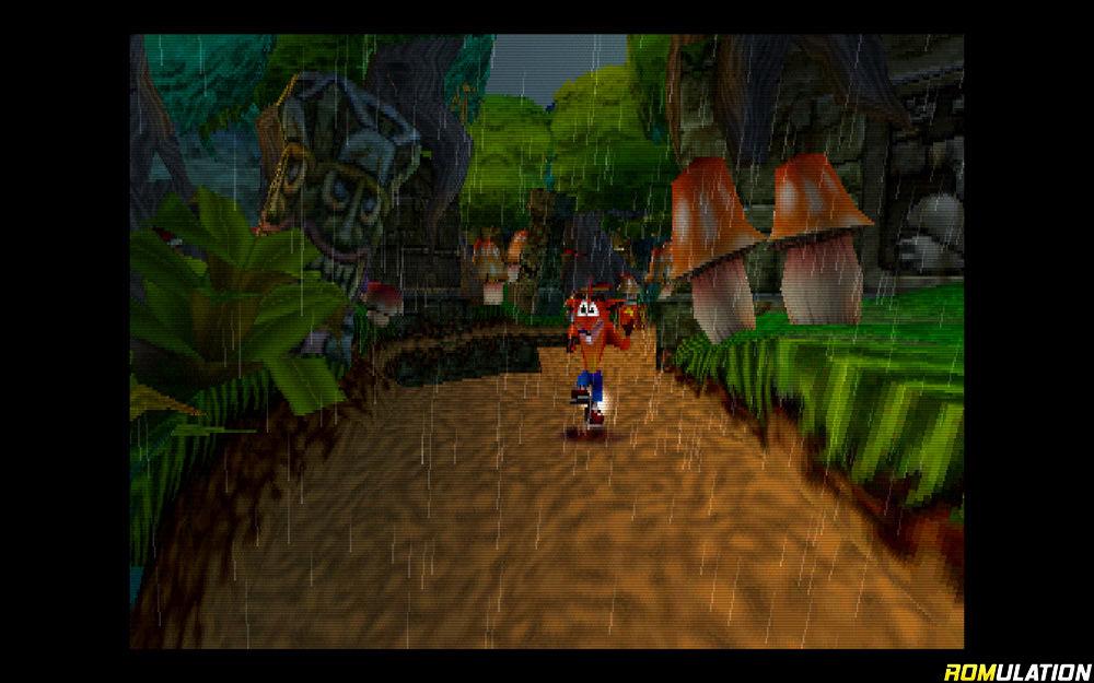 Crash Bandicoot 2 - Cortex Strikes Back (USA) PSX / Sony PlayStation