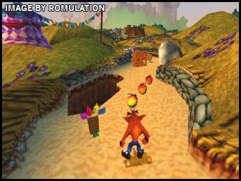 Crash Bandicoot 3 - Warped (USA) Sony PlayStation (PSX) ISO