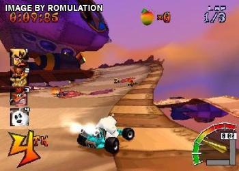 Crash Team Racing (USA) PSX / Sony PlayStation ISO Download