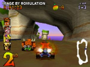 Crash Team Racing for PSX screenshot