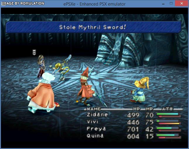 Final Fantasy IX Disc 1 of 4 (USA) PSX / Sony PlayStation ISO
