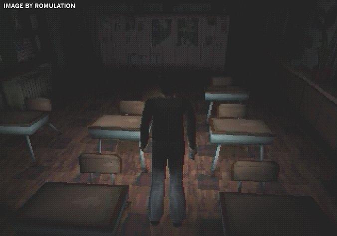 Silent Hill 1 Psp Eboot