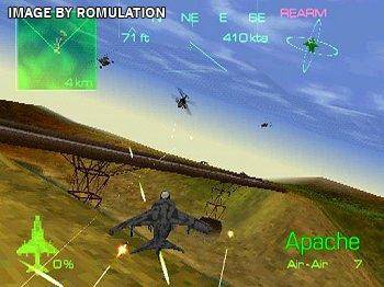 Eagle one harrier attack psx rom download