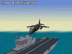 Eagle One - Harrier Attack for PSX screenshot