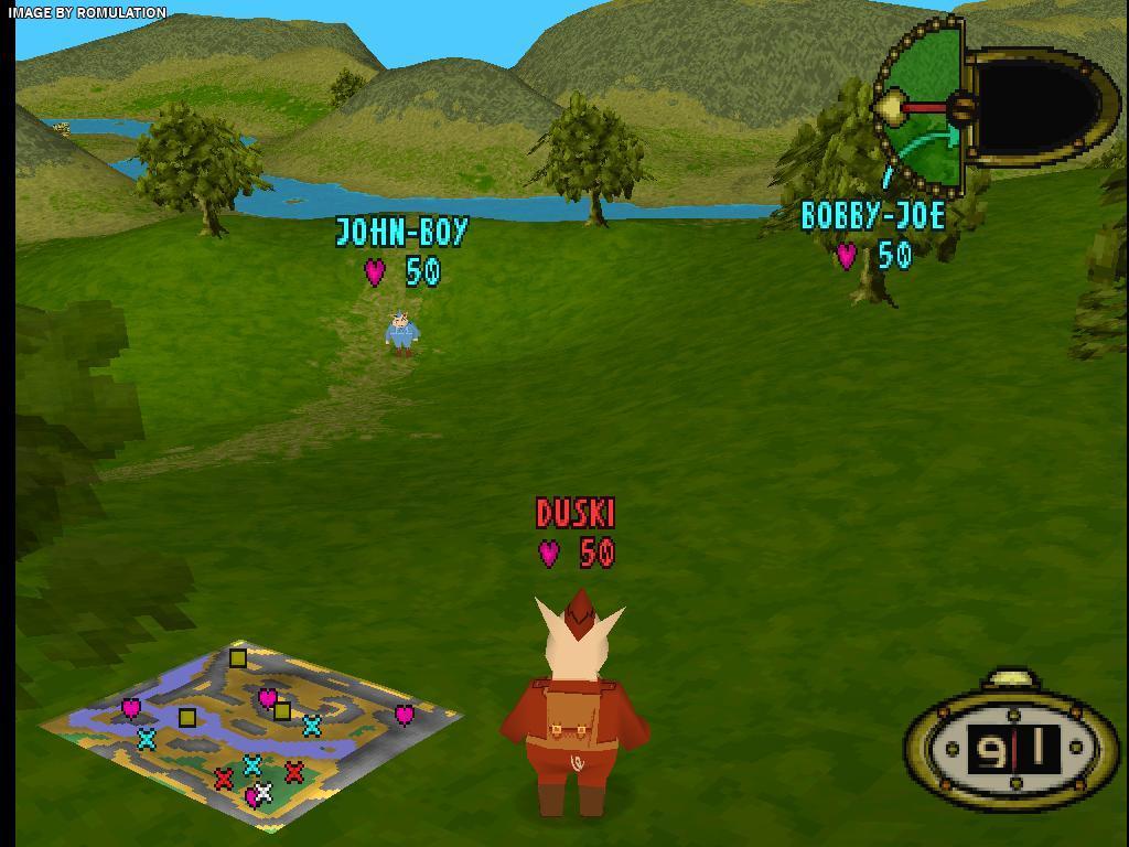 игру Hogs Of War скачать - фото 6