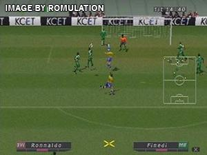 ISS Pro Evolution for PSX screenshot