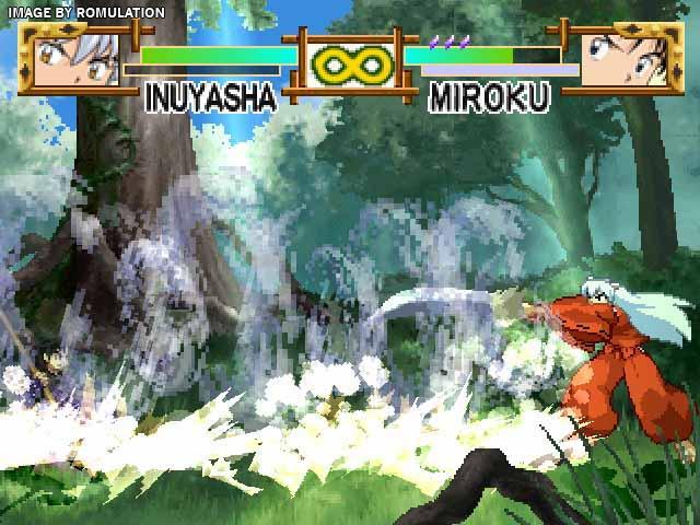 inuyasha a feudal fairy tale psx