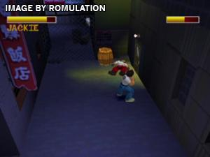Jackie Chan Stuntmaster for PSX screenshot