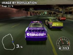 NASCAR Rumble for PSX screenshot