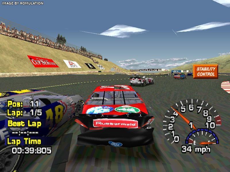 Nascar thunder 2004 - screenshot 11 abcgamescz