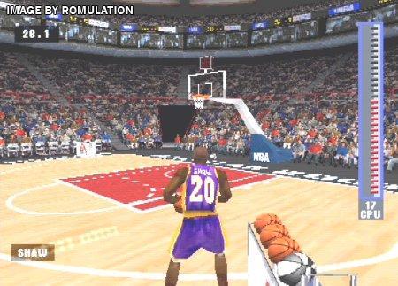 NBA Live 2003 - USA