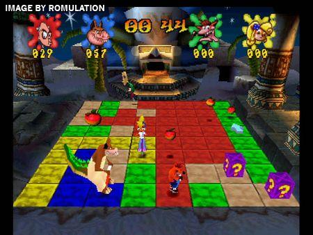 Crash Bash (Europe) PSX / Sony PlayStation ISO Download