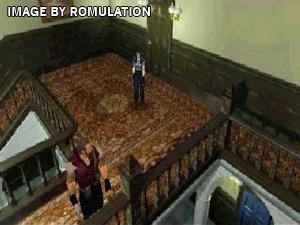 Resident Evil Director's Cut Dual Shock for PSX screenshot