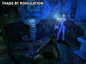 Alone In The Dark - The New Nightmare Disc 1 of 2 for PSX screenshot