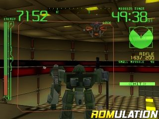 Armored Core (USA) PSX / Sony PlayStation ISO Download
