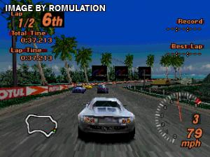 Gran Turismo 2 Simulation Disc for PSX screenshot
