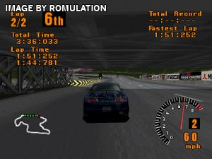 Gran Turismo for PSX screenshot