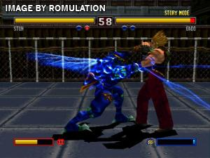 Bloody Roar 2 for PSX screenshot