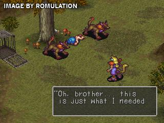 Breath of Fire III (USA) PSX / Sony PlayStation ISO Download