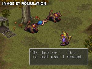 Breath of Fire III for PSX screenshot