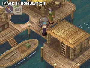 Breath of Fire IV for PSX screenshot