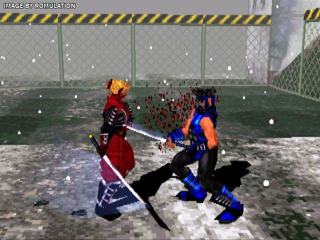 Bushido Blade Usa Psx Sony Playstation Iso Download Romulation