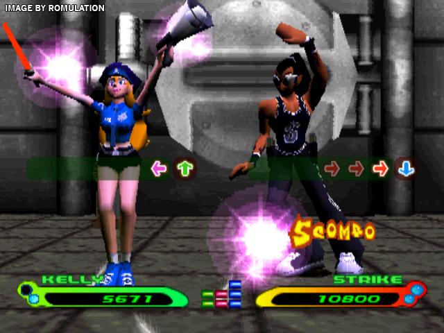 Bust-a-Groove 2 (USA) PSX / Sony PlayStation ISO Download
