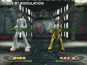 Bust-a-Groove for PSX screenshot