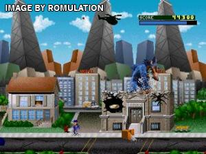 Rampage World Tour for PSX screenshot