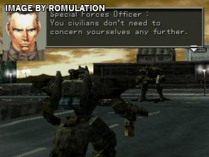 Front Mission 3 for PSX screenshot