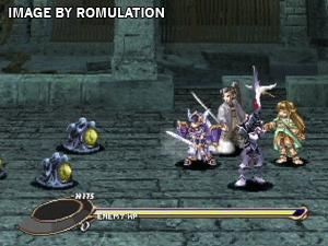 Valkyrie Profile Disc 2 of 2 for PSX screenshot